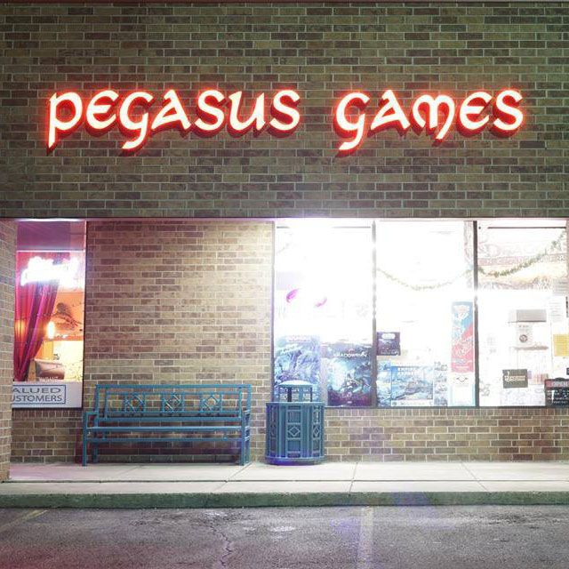 Pegasus Store Front