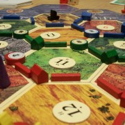 Settlers of Catan Gameboard